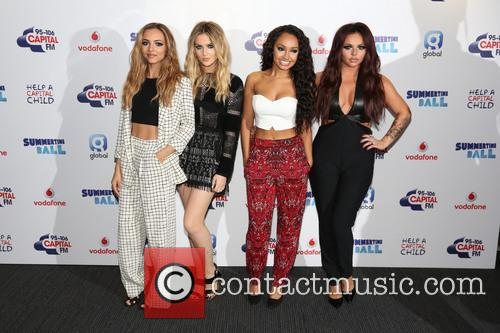 Little Mix, Perrie Edwards, Jesy Nelson, Leigh-anne Pinnock and Jade Thirlwall 1