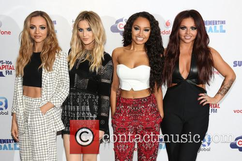 Little Mix, Perrie Edwards, Jesy Nelson, Leigh-anne Pinnock and Jade Thirlwall 3