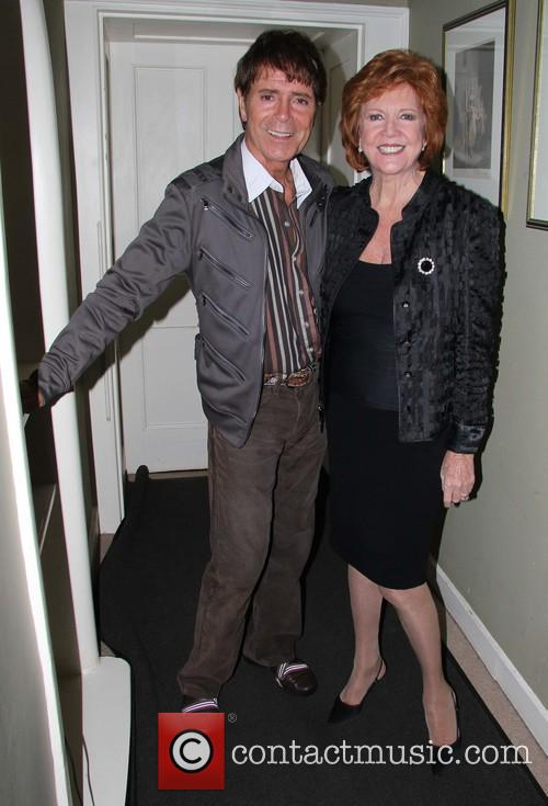 Sir Cliff Richard and Cilla Black 1