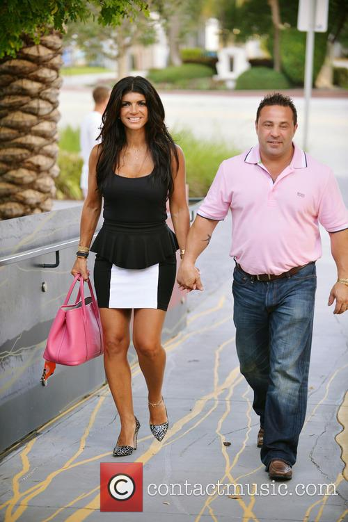 Teresa Giudice Book Signing At Books and Books...