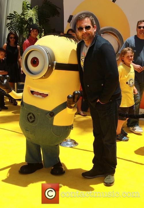 Steve Carell, Despicable Me 2 Premiere