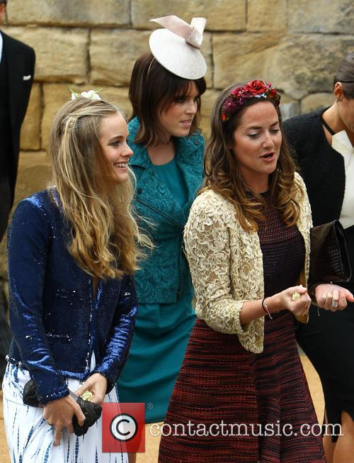 Cressida Bonas and Princess Eugenie 8