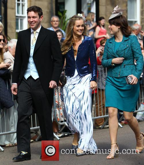 Cressida Bonas and Princess Eugenie 2
