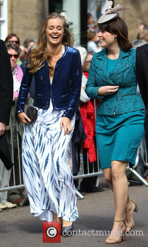 Cressida Bonas and Princess Eugenie 6