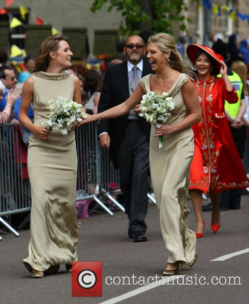 Chelsy Davy and Lady Catherine Valentine 4