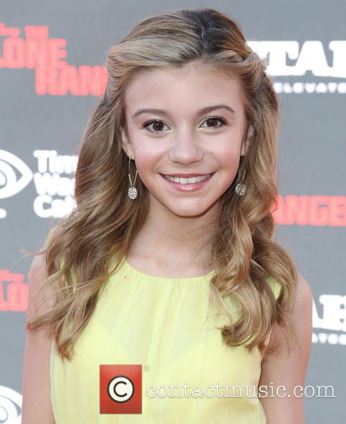 Jerry Bruckheimer, G. Hannelius, Disney California Adventure Park, Disney