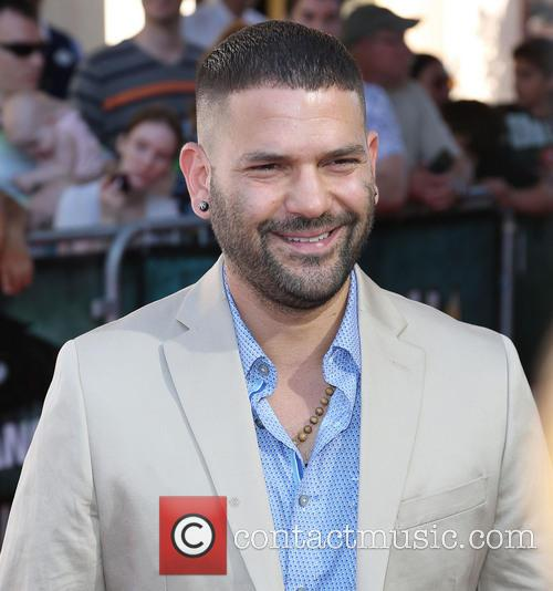 guillermo diaz the world premiere of disney 3731249