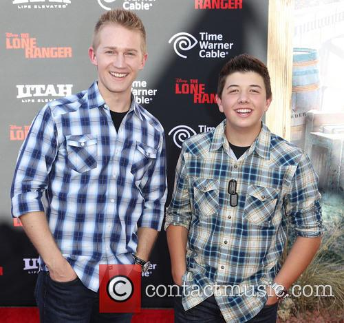 Jason Dolley and Bradley Steven Perry 2