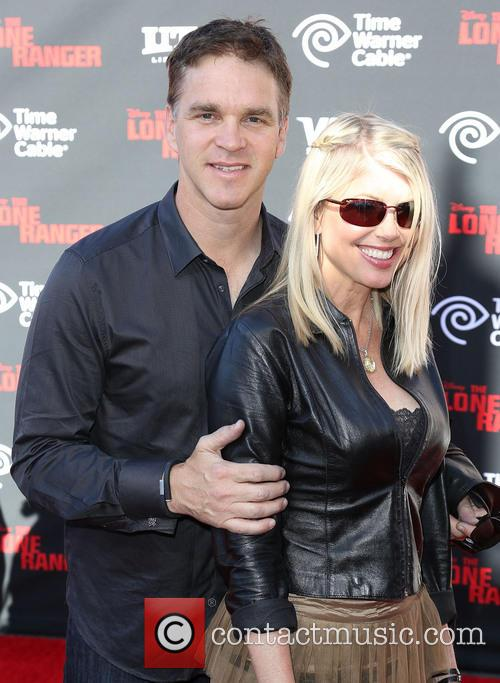 Luc Robitaille and Stacia Robitaille 1