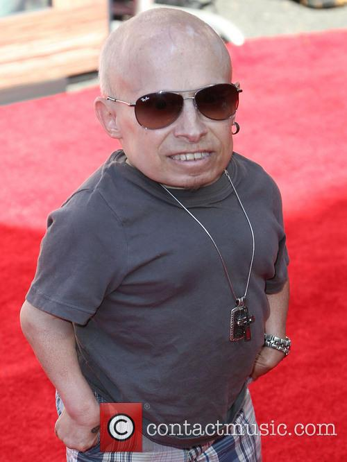 Verne Troyer, Disney California Adventure Park, Disney