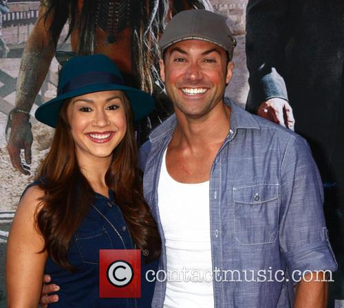 Diana Degarmo and Ace Young 4