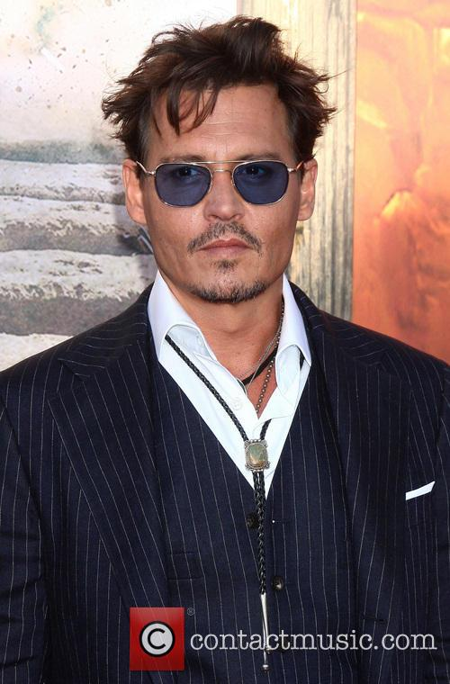 johnny depp the world premiere of the 3731346