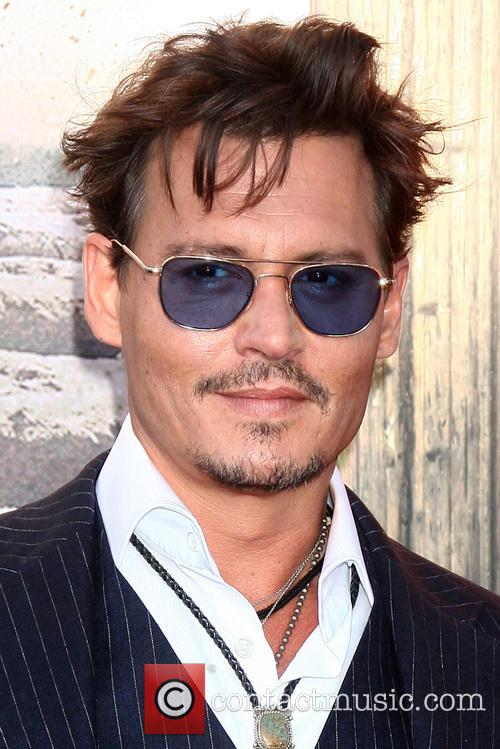 Johnny Depp, Disney California Adventure Park, Disney