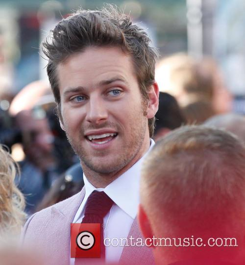 armie hammer the world premiere of the 3731435