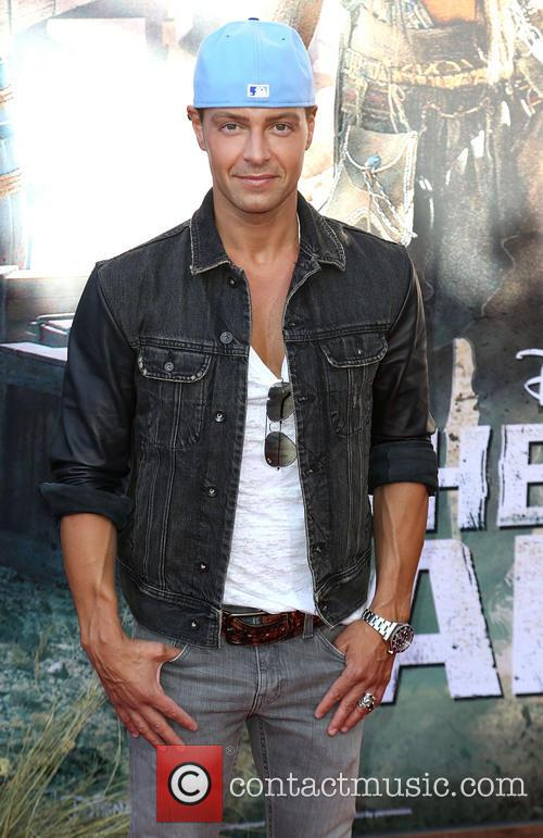 joey lawrence the world premiere of the 3731437