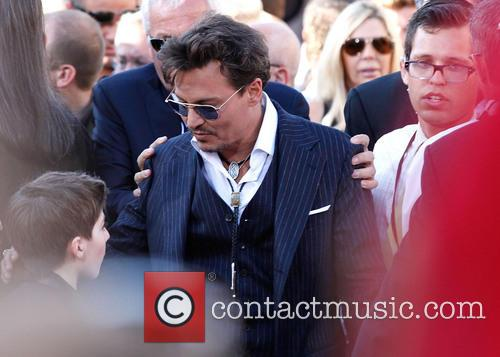 johnny depp the world premiere of the 3731432