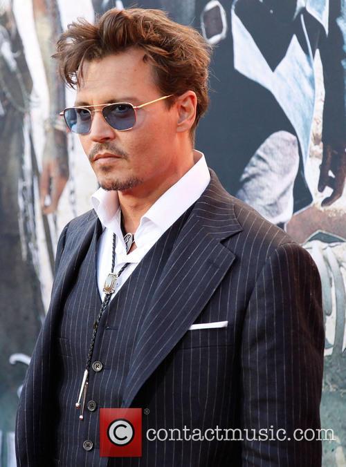Johnny Depp, Disney California Adventure Park, Disney