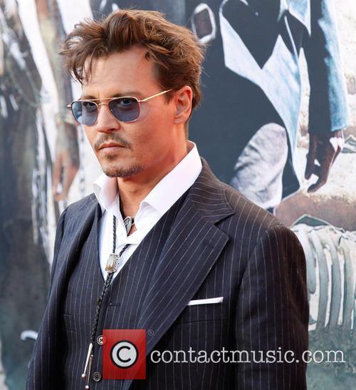 Johnny Depp Tonto