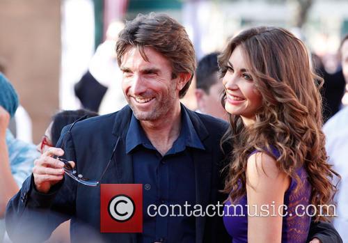 Sharlto Copley and Tanit Phoenix 2