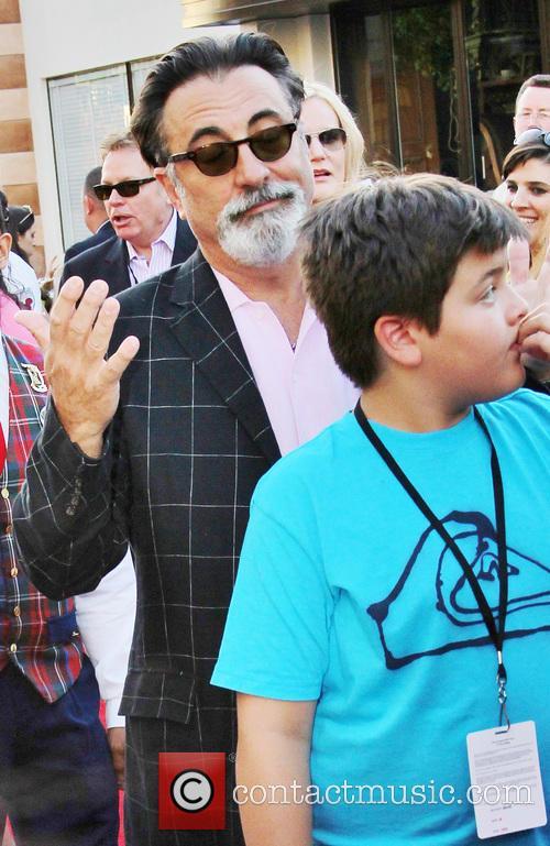 Andy Garcia, Disney