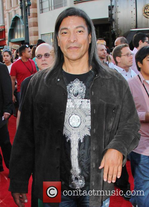 gil birmingham the world premiere of disney 3732490