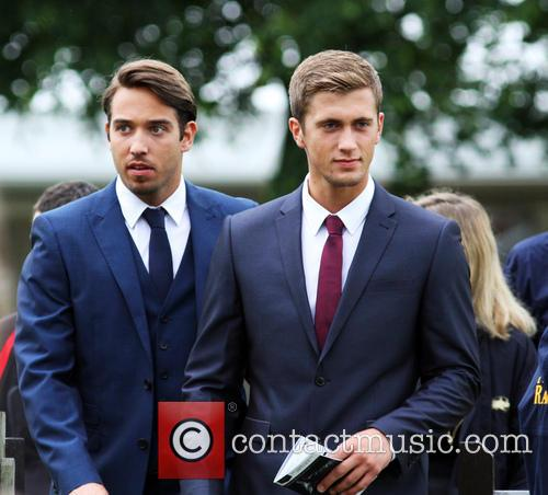 Dan Osborne and James Lock 2