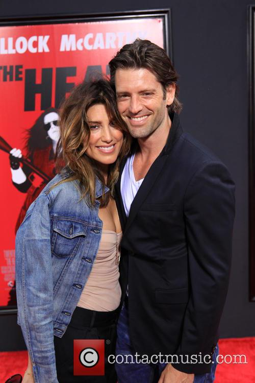 Jennifer Esposito and Louis Dowler 6
