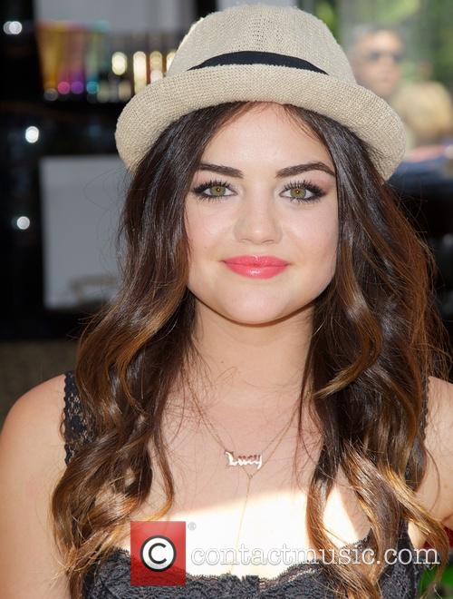 Lucy Hale 21