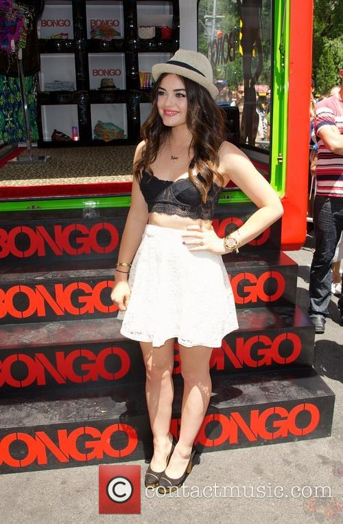 Lucy Hale 22