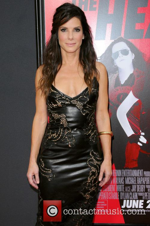 Sandra Bullock, The Heat Premiere