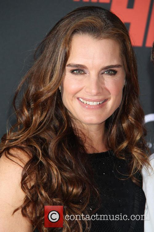 brooke shields new york premiere of the 3731990