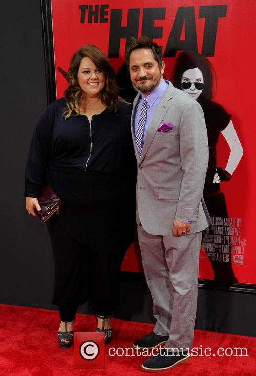 Melissa McCarthy and Ben Falcone 5