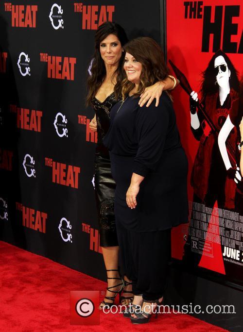 Sandra Bullock and Melissa McCarthy 24