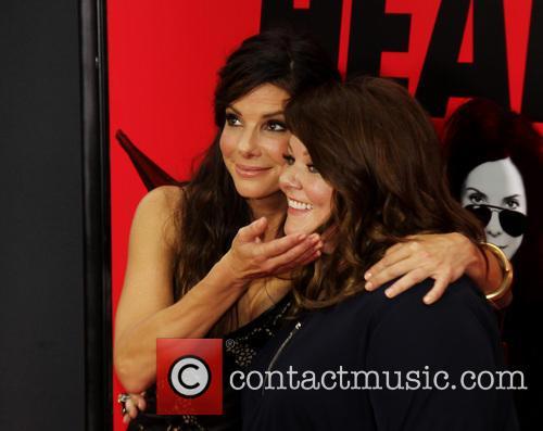 Sandra Bullock and Melissa McCarthy 27