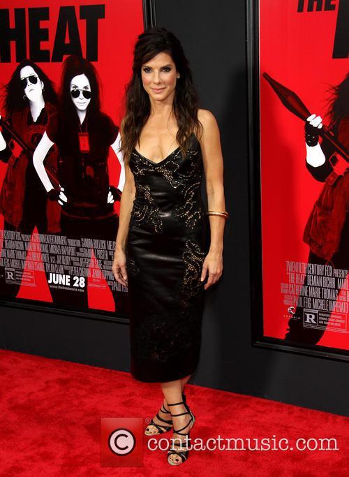 Sandra Bullock 37