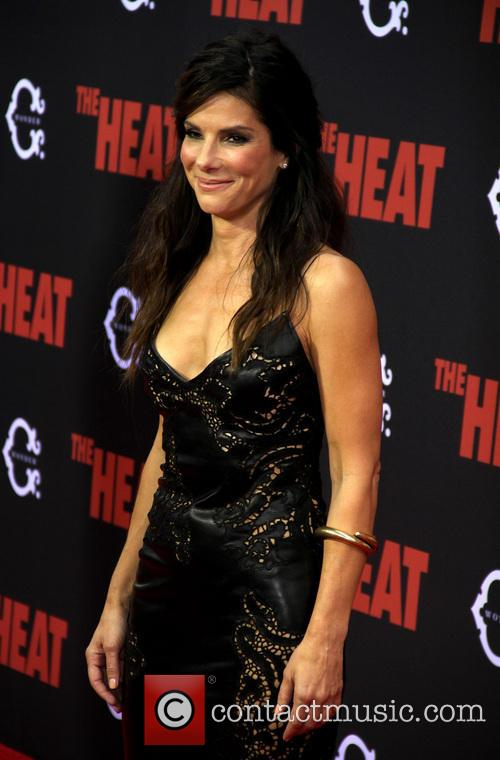 Sandra Bullock 38