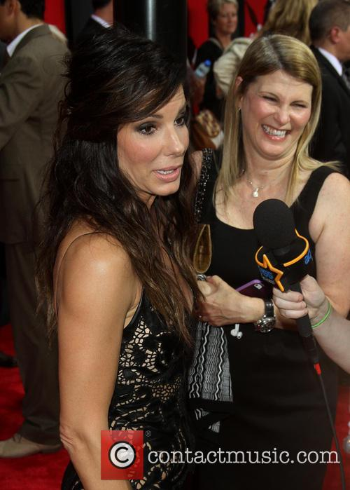 sandra bullock new york premiere of the 3732142