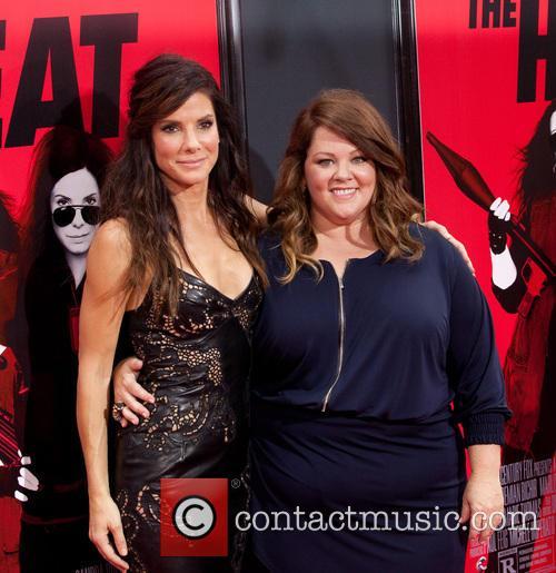Sandra Bullock and Melissa McCarthy 28