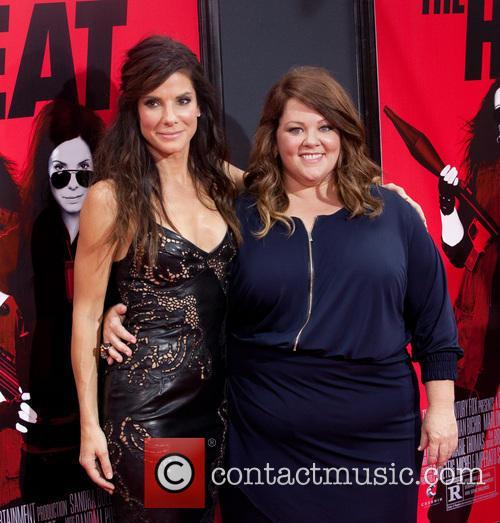 Sandra Bullock and Melissa McCarthy 29
