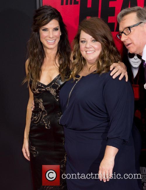 Sandra Bullock and Melissa McCarthy 30