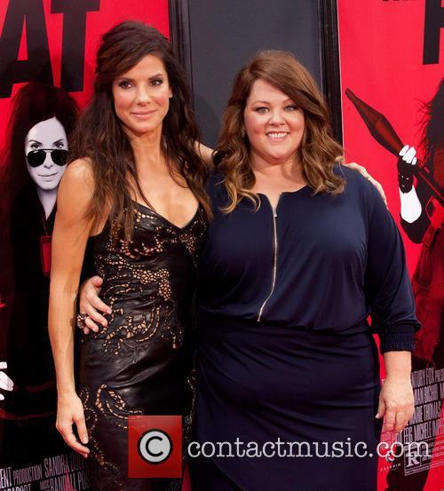 Sandra Bullock and Melissa McCarthy 33