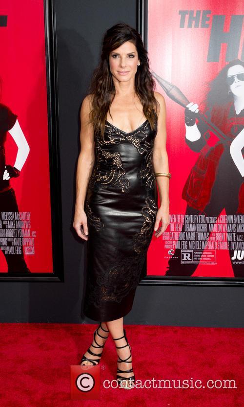Sandra Bullock 45