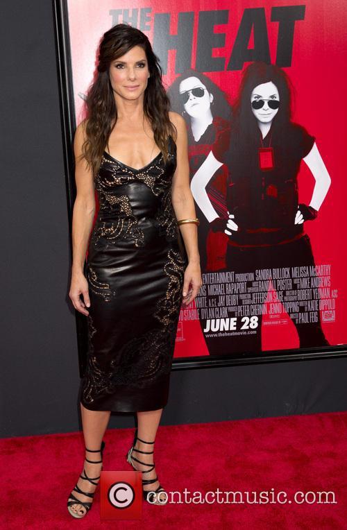 Sandra Bullock 50