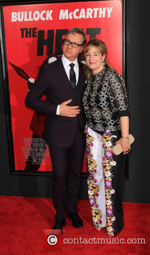 Director, Paul Feig and Laurie Karon 2