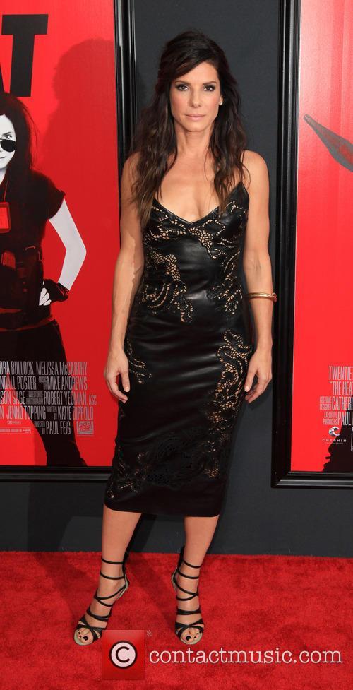 Sandra Bullock 52