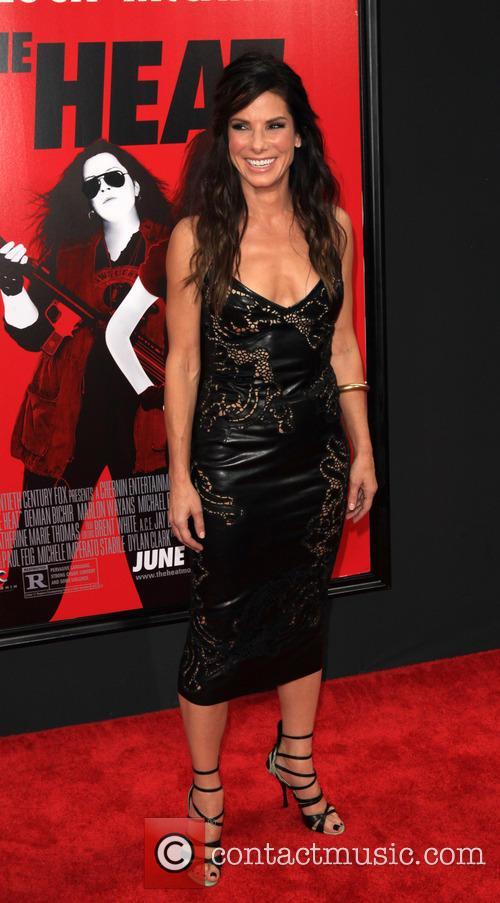 Sandra Bullock 53