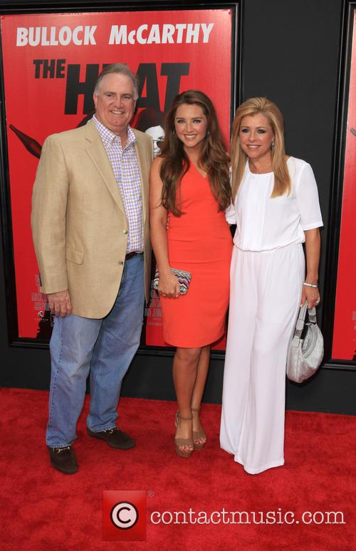 Sean Tuohy, Collins Tuohy and Leigh Ann Tuohy 2