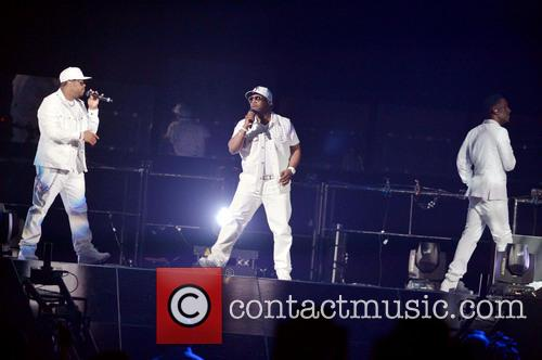Boyz Ii Men, Nathan Morris, Wanya Morris and Shawn Stockman 3