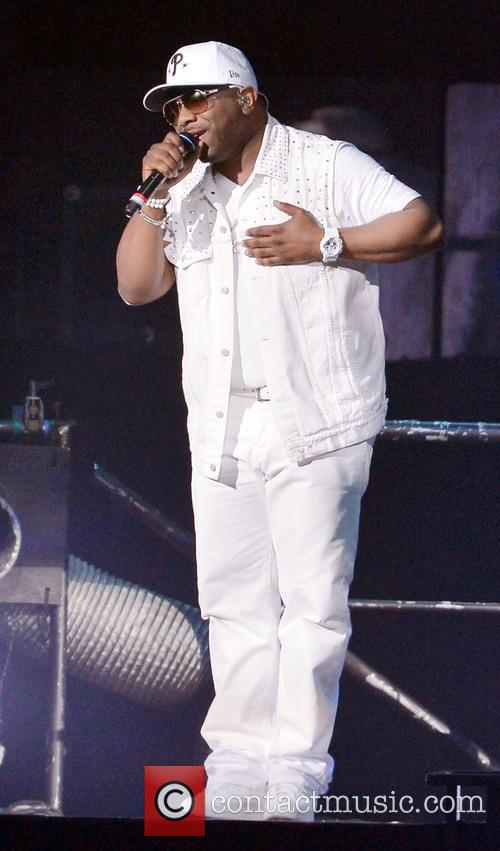 Boyz II Men, Wanya Morris, BB and T Center