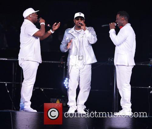 Boyz Ii Men, Wanya Morris, Nathan Morris and Shawn Stockman 7